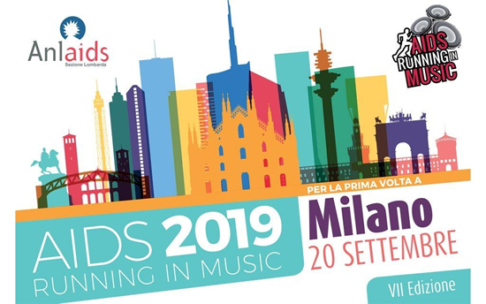 AIDS Runner in Music 2019